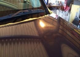 小傷過多車施工事例